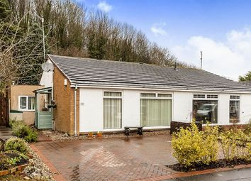 Thumbnail 4 bed bungalow for sale in Newbattle Abbey Crescent, Dalkeith