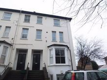 Thumbnail 1 bed flat to rent in Lower Addiscombe Road, East Croydon, Surrey