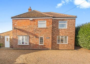 Thumbnail 4 bed cottage for sale in Sutton Road, Leverington, Wisbech