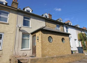 Thumbnail 3 bed terraced house to rent in Birling Road, Snodland