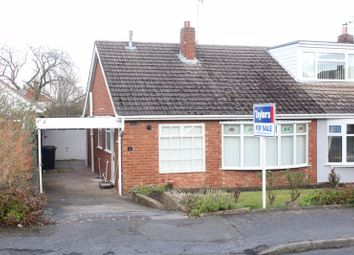 Thumbnail 2 bed semi-detached bungalow for sale in Conway Close, Kingswinford