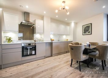 Thumbnail 2 bed flat for sale in Vale House, Clarence Road, Tunbridge Wells