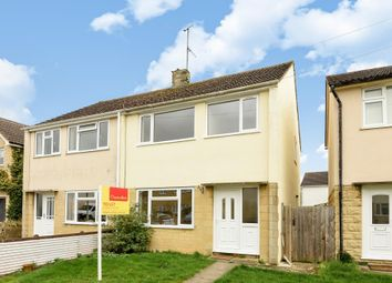 Thumbnail 3 bed semi-detached house to rent in Eynsham, Witney