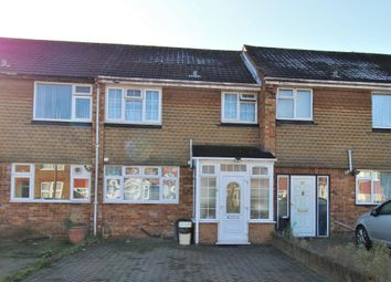 3 bed terraced house for sale in Cranford Lane, Harlington, Hayes UB3