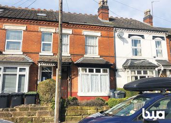 Thumbnail 3 bed terraced house for sale in 8 Franklin Road, Bournville, Birmingham