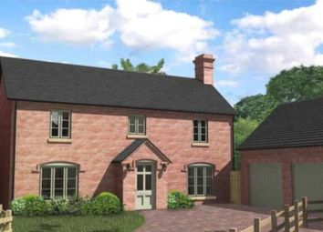 Thumbnail 4 bedroom detached house for sale in Farm Lane, Horsehay, Telford, Shropshire