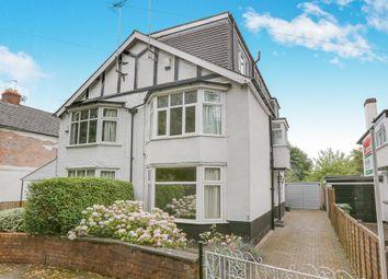 Thumbnail 5 bedroom semi-detached house for sale in Merridale Avenue, Merridale, Wolverhampton