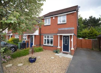 Thumbnail 3 bed town house for sale in Croft Green, Bromborough, Wirral