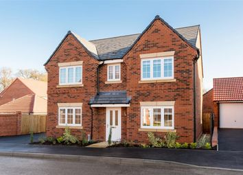 "Thumbnail 4 bedroom detached house for sale in ""Whittington"" at Halam Road, Southwell"
