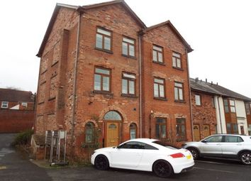 Thumbnail 1 bed flat to rent in Mill Street, Redditch