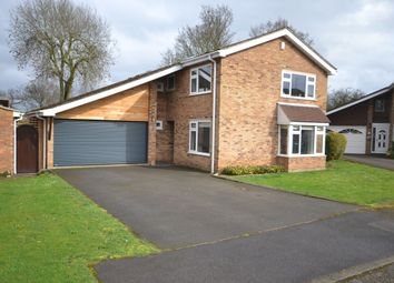 Thumbnail 4 bedroom detached house for sale in Brembridge Close, Sywell, Northampton
