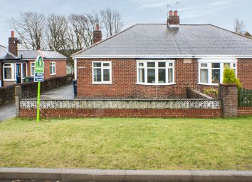 Thumbnail 2 bed bungalow for sale in Stannerford Road, Ryton