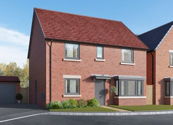 "Thumbnail 4 bed detached house for sale in ""The Pembroke"" at Cautley Drive, Killinghall, Harrogate"