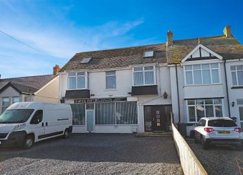 Thumbnail 4 bed semi-detached house for sale in Henver Road, Newquay