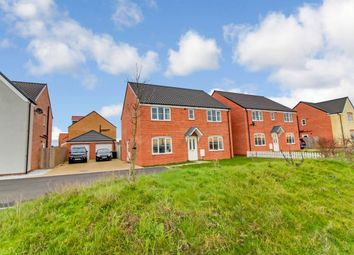 Thumbnail 5 bed detached house to rent in Darnell Close, Bradwell, Great Yarmouth