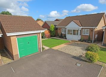 Thumbnail 2 bed detached bungalow for sale in Tanners Close, Cullompton