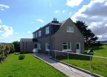 Thumbnail 3 bedroom detached house for sale in Leurbost, Lochs