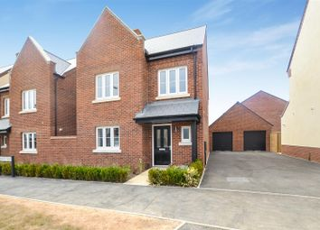 Thumbnail 4 bed detached house for sale in Plot 241, Heyford Park, Bicester