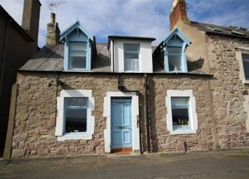 Thumbnail 2 bed cottage for sale in Cowdrait, Lower Burnmouth, Eyemouth