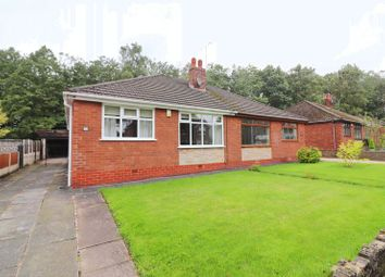 Thumbnail 2 bed semi-detached bungalow for sale in Squires Lane, Tyldesley, Manchester