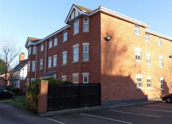 Thumbnail 1 bed flat for sale in Foxendale Close, Northwich, Cheshire