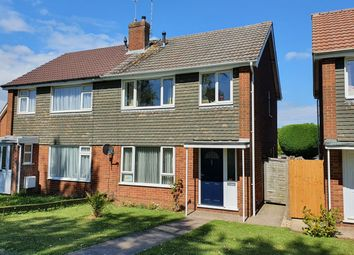 Wisteria Avenue, Chipping Sodbury BS37. 3 bed semi-detached house