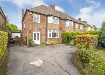 Thumbnail 3 bed semi-detached house for sale in Botley Road, Botley, Nr Chesham