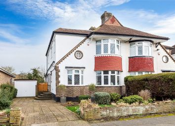 Thumbnail 4 bedroom detached house for sale in South Walk, West Wickham