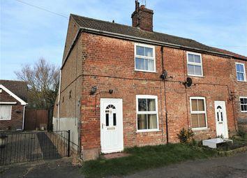 Thumbnail 2 bed cottage for sale in School Road, Watlington, King's Lynn