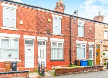 Thumbnail 2 bed terraced house for sale in Freemantle Street, Stockport