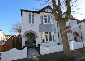 Thumbnail 3 bedroom semi-detached house for sale in Fairleigh Drive, Leigh-On-Sea, Essex