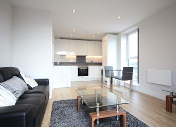 Thumbnail 1 bedroom flat to rent in Montagu House, Padworth Avenue, Kennet Island, Reading