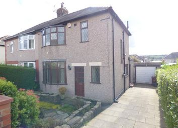 Thumbnail 3 bed semi-detached house for sale in Coleshill Avenue, Burnley, Lancashire