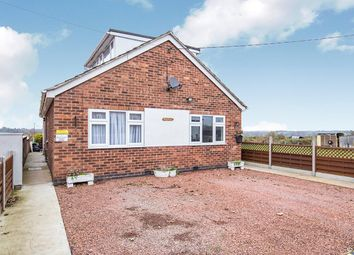 Thumbnail 2 bed bungalow for sale in High Tor West, Earl Shilton, Leicester
