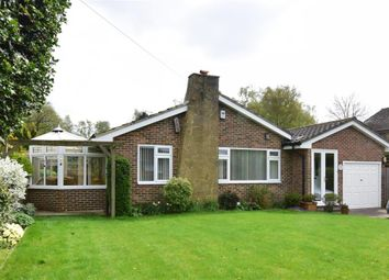 Thumbnail 3 bed bungalow for sale in Dorset Avenue, East Grinstead, West Sussex