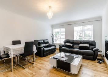 Thumbnail 2 bedroom flat for sale in Canford Close, The Ridgeway