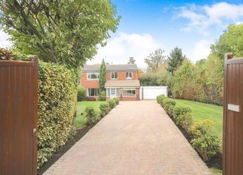 Thumbnail 4 bed detached house for sale in Windermere Drive, Alderley Edge, Cheshire, Uk