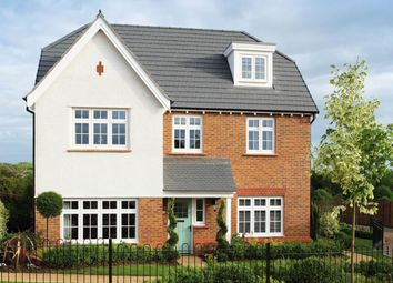 Thumbnail 5 bed detached house for sale in Cawston Meadows, Coventry Road, Rugby, Warwickshire