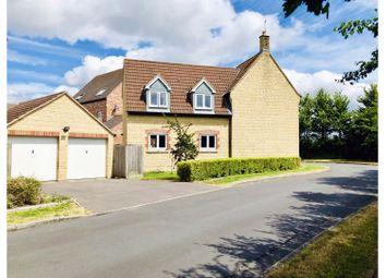 Thumbnail 4 bed detached house for sale in Poseidon Close - Oakhurst, Swindon