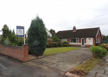 Thumbnail 2 bed bungalow to rent in Runshaw Lane, Euxton, Chorley