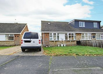 Thumbnail 3 bedroom semi-detached house for sale in Summergangs Drive, Thorngumbald, Hull