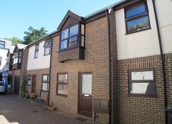 Thumbnail 2 bed terraced house to rent in Church Road, Gosport