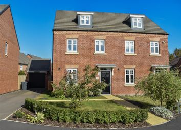 Thumbnail 3 bed semi-detached house for sale in Thorne Close, Harlestone, Northampton