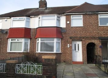 Thumbnail 3 bed property to rent in Inchcape Road, Liverpool