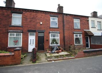 Thumbnail 2 bed terraced house for sale in Bury Road, Breightmet, Bolton
