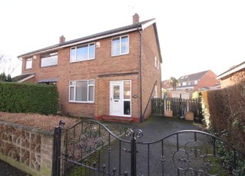 Thumbnail 3 bed semi-detached house for sale in Elm Road, Hemsworth, Pontefract