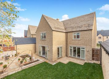 Thumbnail 5 bed detached house to rent in Mitchell Way, Upper Rissington, Cheltenham
