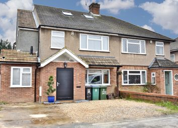 Thumbnail Semi-detached house to rent in Orbital Crescent, Watford