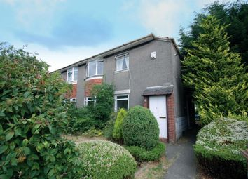 Thumbnail 3 bed flat for sale in 177 Croftend Avenue, Croftfoot, Glasgow