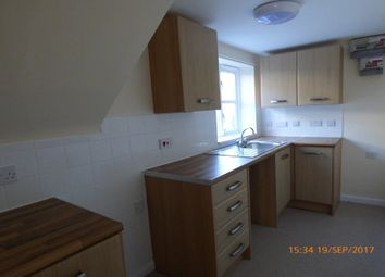 Thumbnail 2 bed flat to rent in Bosworth Road, Measham, Swadlincote